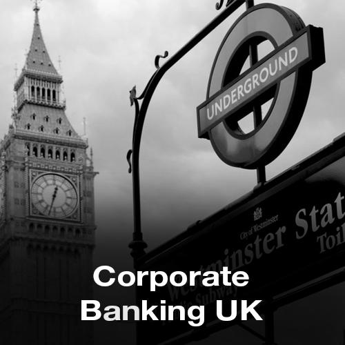 Corporate banking uk