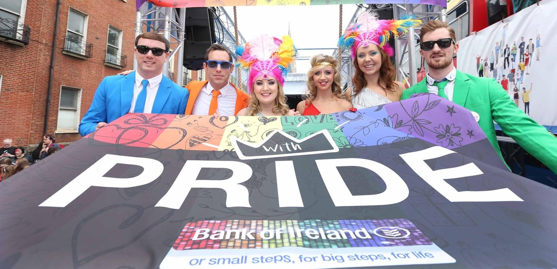 No fee 0123 gay pride bank of ireland float copy